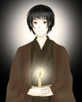 Pray for Japan by D-Deciso