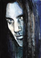 Blue is a new black by Denomina