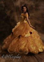 Dancing with You: Belle by 4AMCosplay