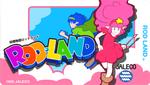 NES Custom label - Rod Land by Dizzybone