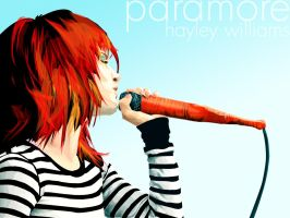 Hayley Williams. by RainbowMarshmallow