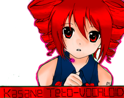 Color Practice:Kasane Teto:UTAU: by glamila