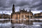Colour Fountains HDR by GaryTaffinder