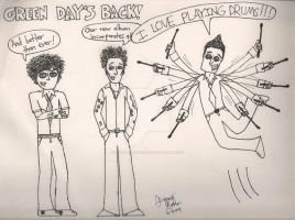 Green Day by beatlefan4ever