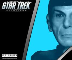 Star Trek Countdown Spock by thequestionmark
