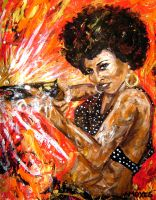 Coffy by amoxes