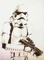 Stormtrooper by CpointSpoint