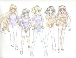 Demigod Senshi by SailorShana8