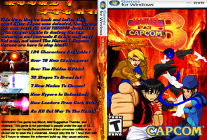Marvel vs Capcom 3 case 2 by Dante909