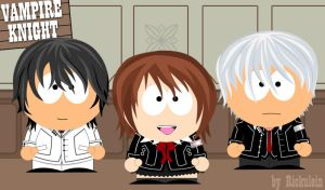 Vampire Knight goes South Park by Rickulein