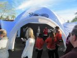 Stanley Cup at NHL Centennial Fan Arena by BigMac1212