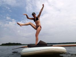 Stand and Paddle SUP 4781 by PaddleGallery