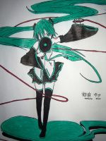 miku hatsune: love is war by hikarisoul