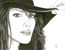 Liv Tyler by jeni-art