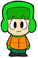 kyle by Nintendrawer