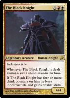 The Black Knight by thenobletheif