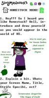 Homestuck Meme by Vee-Queen