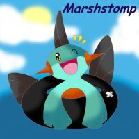 Marshstomp for G-manluver by ChuLover14
