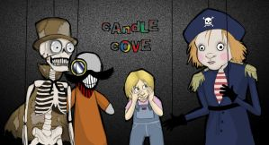 WATCH CANDLE COVE by Nevvyland