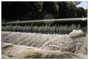 weir by almonsor-stock