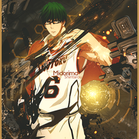 Midorima Shintarou by 0Mystogan0