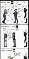 The Slender Man Mythos Part 8: AAH, FR2C, CIA by Expression