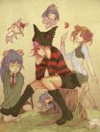 Shugo Chara by crayon-blood