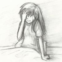 I'm Tired of Waking Up in Tears by Mikisakiiro