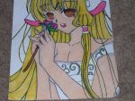 Chii from Chobits Three by LOC by ChobitsLoversFanClub