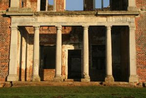 Houghton House 8 - Stock by OghamMoon
