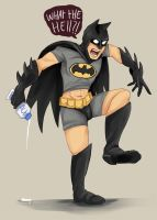 Bat laundry! by LaFem