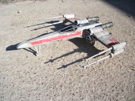 X-wing by vash68