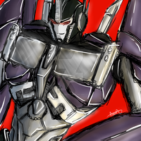 Sexy Lord Prime by CatgirlKitsune
