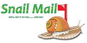 Snail Mail Logo by dkid56
