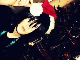 Sasuke - Merry... WHAT?! by UnisonCosplayers
