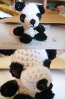 Pandabear by estelleem