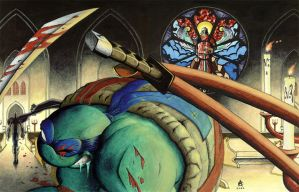 TMNT by soliton