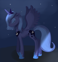 Princess Luna by Risu-Nya