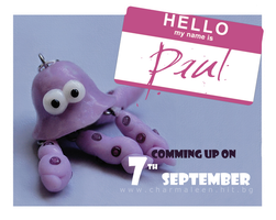 Hello. My name is : Paul by charmaleen