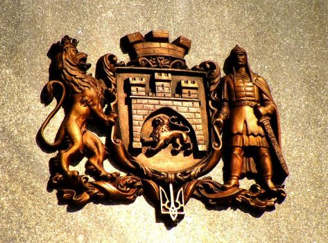 The Coat Of Arms by Blatio