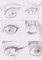 Eyes by Evex92