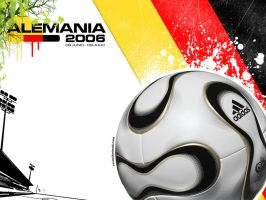 Mundial Alemania 2006 by lo0gie