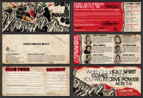 ::SpiritnPower08 Brochure:: by brucebah