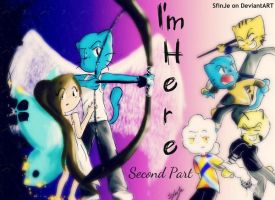 I'm here-comic second part by SfinJe