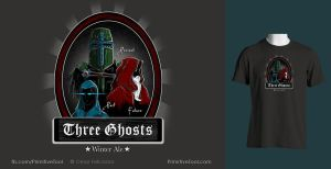 Three Ghosts Winter Ale by OmarFeliciano