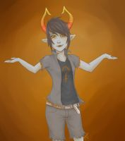 Another Fantroll -Colored- by Kurospoons