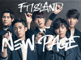 F.T Island - New Page [FULL ALBUM] by AsianEditions
