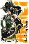 League of Legends - Akali by ElectroCereal
