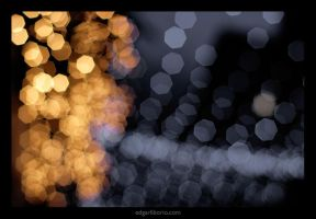 out of focus vila natal by edgarliborio