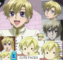 Tamaki Cute Faces by Puffypaw